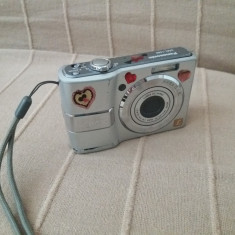 Aparat de fotografiat Panasonic Lumix DMC-LS80 - Aparat Foto compact Panasonic