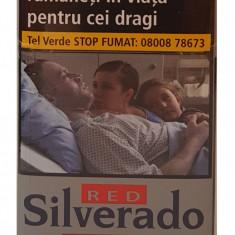 Tigarete Silverado Red Box - 12, 80 lei/pachet