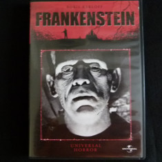 Frankenstein - Film Colectie, DVD, Engleza