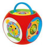 Jucarie Cub educativ cu activitati multiple Kiddieland - Jucarie interactiva