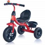 Tricicleta Tobi Basic Rosu - Tricicleta copii