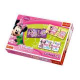Minnie Mouse - joc educativ Trefl - Jocuri Logica si inteligenta