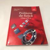 RODICA IONESCU-ANDREI PROBLEME DE FIZICA CLASA A IX-A, RF4/2 - Carte Fizica