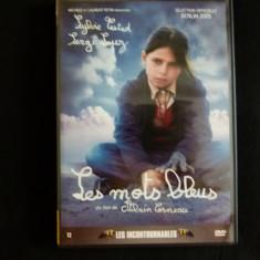 Les mots bleus - dvd - Film drama Altele, Altele