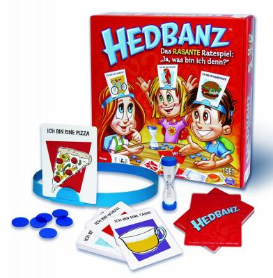 Joc interactiv pentru copii Hedbanz, Spin Master foto