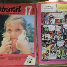 JOBARAT ANUL 1970 LOT 24 REVISTE CUTEZATORII IN LIMBA MAGHIARA - 3 LEI BUC - Reviste benzi desenate Altele