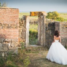 Rochie de mireasa Amanda Bridal Luxury Edition 2016, Impecabila, Rochii de mireasa printesa