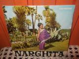 "-Y-  NARGHITA - MELODII INDIENE - DISC VINIL 7 """