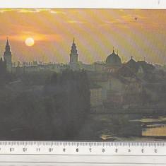 Bnk cp Oradea noaptea - Vedere - necirculata - Carte Postala Crisana dupa 1918, Printata