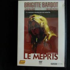 Le mepris - godar - dvd - Film Colectie, Altele