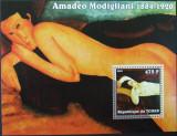 THAD - PICTURA NUD, MODIGLIANI, 2002, 1 S/SH,  NEOBLIT.  -  E6067