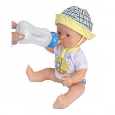 Jucarie Bebelus Nenuco cu olita si sticla - Papusa Famosa