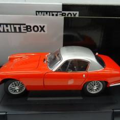 Macheta Lotus Elite - WHITE BOX  scara 1:18