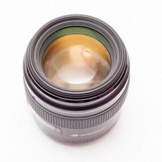Obiectiv canon 85mm f/1.8 - Obiectiv DSLR