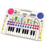 Jucarie Pian muzical cu sunete de animalute 6833600 Simba - Jucarie interactiva