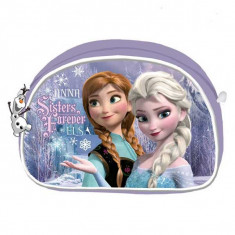 Geanta cosmetice Frozen Sisters Forever