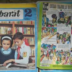 JOBARAT ANUL 1968 LOT 29 REVISTE CUTEZATORII IN LIMBA MAGHIARA - 3 LEI BUC - Reviste benzi desenate Altele