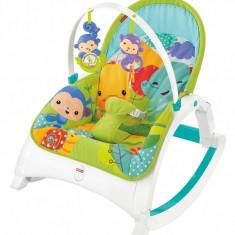 Balansoar portabil Newborn-to-Todler Fisher Price - Balansoar interior