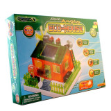Casa ecologica - Jocuri Logica si inteligenta