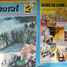 JOBARAT ANUL 1973 LOT 13 REVISTE CUTEZATORII IN LIMBA MAGHIARA - 3 LEI BUC - Reviste benzi desenate Altele