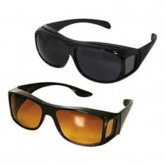 Set 2 perechi ochelari zi si noapte HD Vision
