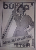 Supliment Revista BURDA,tipare,modele,broderii,tricotaje,retete,1994.95,97,98