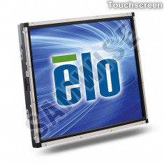 Monitor 17 Elo Touch POS, Touchscreen 1280 x 1024, 7ms, 1000:1, VGA, USB, PS2