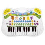 Jucarie Orga muzicala cu sunete de animale 4015670 Simba - Jucarie interactiva