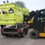 Excavator de vid - Utilitare auto