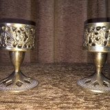 Pocale din bronz - Metal/Fonta