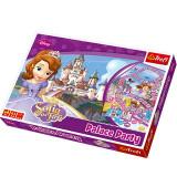 Joc de societate Printesa Sofia Intai Petrecere la palat 01220 Trefl - Joc board game