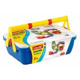 Georello Toolbox 165 piese 6138 Quercetti - Jocuri Logica si inteligenta