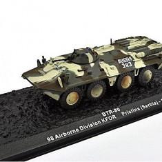 Macheta BTR-80 - Serbia - 1999 scara 1:72 - Macheta auto