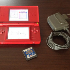 Nintendo DS Lite red