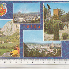 Bnk cp Turda - Vedere - necirculata - marca fixa - Carte Postala Transilvania dupa 1918, Printata