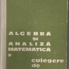2(B) N.DONCIU-Algebra si analiza matematica. Culegere de probleme vol. 1