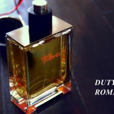 Parfum Original Hermes Terre D'Hermes Barbati EDT 100ml Tester + CADOU, Apa de toaleta, 100 ml