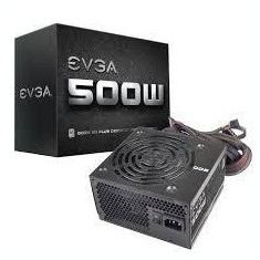 Sursa EVGA 100-W1-0500-K2 PSU, 500W, EVGA - Sursa PC