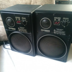 Boxe vintage Telefunken TLX 1 Professional, stare excelenta.