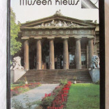 """MUSEEN KIEWS"", M. Faktorowitsch s.a., 1984. Ghid muzee Kiev (germ.). Carte noua, Alta editura"