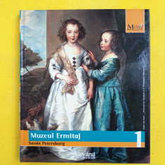 MARILE MUZEE ALE LUMII = Vol 1 = Biblioteca de arta Adevarul = Muzeul Ermitaj - Album Muzee