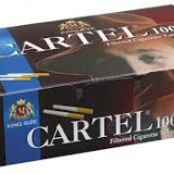 Cartel 100 X 100 cutii (1 bax) - Foite tigari
