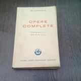 OPERE COMPLETE - AL ODOBESCU VOL. 2 - Carte veche