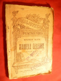 Mauriciu Block - Mamele Celebre - interbelica BPT 123 Universala Alcalay, 80pag