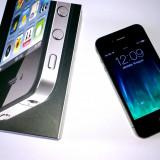 Apple iPhone 4, 8Gb, Black, Neverlocked, in cutie, Negru, Neblocat