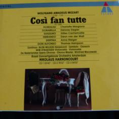 Mozart - Cosi fan tutte - Muzica Opera Altele, CD