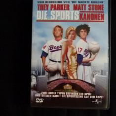 Die sports kanonene - dvd - Film comedie Altele, Engleza