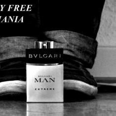 Parfum Original Bvlgari Man Extreme Tester 100ml + Cadou - Parfum barbati Bvlgari, Apa de parfum, Lemnos