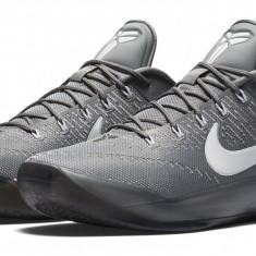Ghete de baschet Kobe AD - Adidasi barbati Nike, Marime: 44, Culoare: Gri