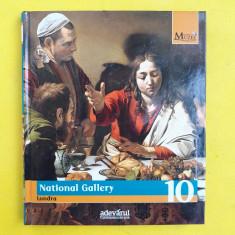 MARILE MUZEE ALE LUMII = Vol 10 = Biblioteca de arta Adevarul = Muzeul...Londra - Album Muzee